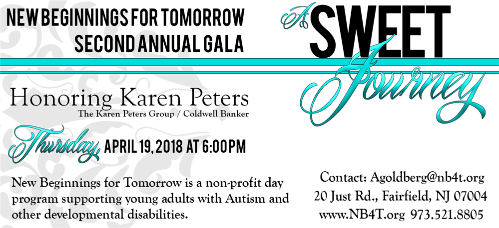 SAVE THE DATE!  2nd Annual Gala Ad
